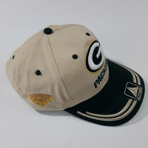 Citgo Accessories - VTG Green Bay Packers Citgo Strapback Hat